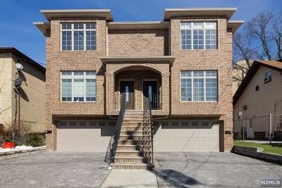 Cliffside Park Condo/Townhouse For Sale: 21 Marion Avenue