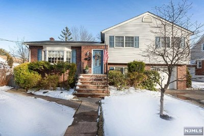Bergenfield Single Family Home For Sale: 83 Fairview Avenue