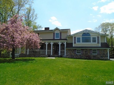 Upper Saddle River Single Family Home For Sale: 36 Grandview Avenue