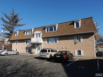 Hackensack Condo/Townhouse For Sale: 89 Kansas Street #1a