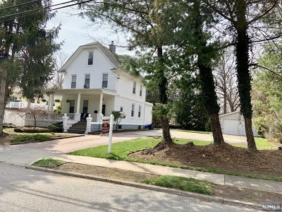 Cresskill Single Family Home For Sale: 415 Piermont Road