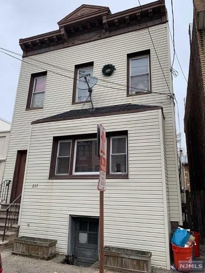 Cliffside Park Multi Family 2-4 For Sale: 237 Walker Street