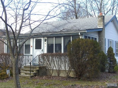 West Milford Single Family Home For Sale: 6 Butler Lane