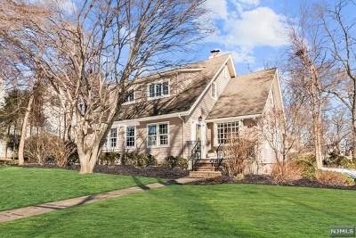 Ridgewood Single Family Home For Sale: 219 Hamilton Road