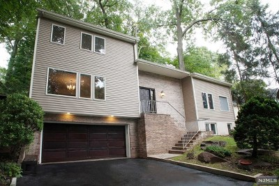 Tenafly Single Family Home For Sale: 68 Dean Drive