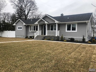 Paramus Single Family Home For Sale: 201 Farview Avenue