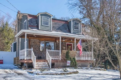 West Milford Single Family Home For Sale: 38 Barnegat Road