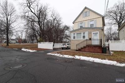 Dumont Single Family Home For Sale: 162 Lafayette Avenue