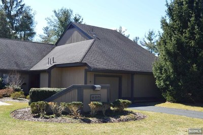 Wyckoff Condo/Townhouse For Sale: 600b Sugarbush Court
