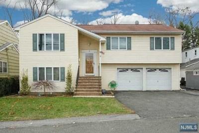 Rochelle Park NJ Single Family Home For Sale: $449,000