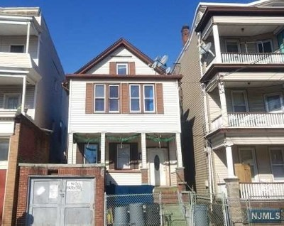 Passaic County Multi Family 2-4 For Sale: 42 Quincy Street