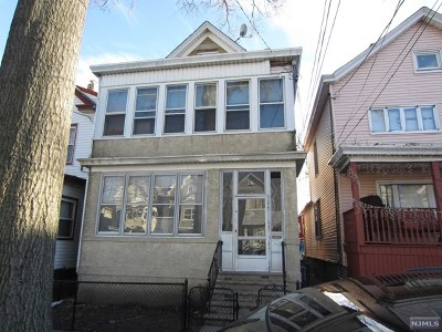 Passaic Multi Family 2-4 For Sale: 97 Summer Street