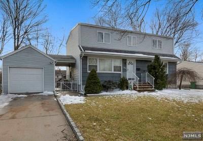 Paramus Single Family Home For Sale: 196 Brook Street
