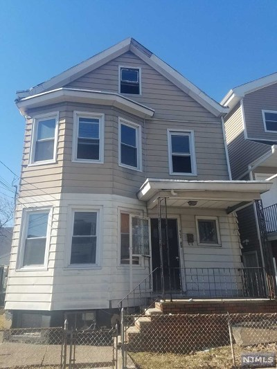 Paterson Multi Family 2-4 For Sale: 462-464 East 24th Street