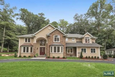 Upper Saddle River Single Family Home For Sale: 28 Lilline Lane