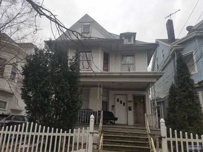 Paterson Multi Family 2-4 For Sale: 474-476 Park Avenue
