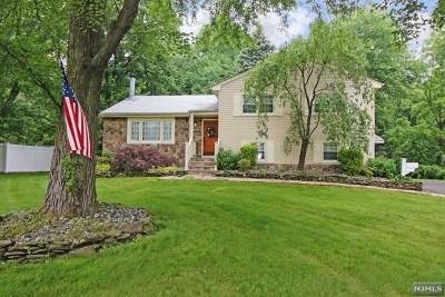 Wyckoff Single Family Home For Sale: 486 Cedar Hill Avenue
