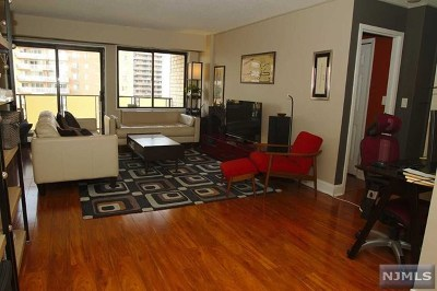 Hackensack Condo/Townhouse For Sale: 150 Overlook Avenue #14b