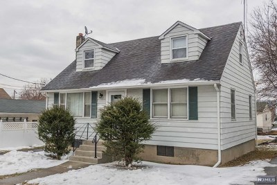 Passaic County Single Family Home For Sale: 4 Catherine Street