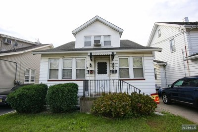 Passaic County Multi Family 2-4 For Sale: 51 East 8th Street