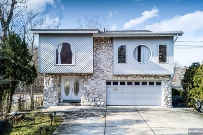 Englewood Cliffs Single Family Home For Sale: 40 Anderson Avenue