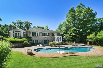 Cresskill Single Family Home For Sale: 218 Truman Drive