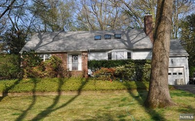 Morris County Single Family Home For Sale: 4 South Road