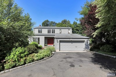 Tenafly Single Family Home For Sale: 71 Sherwood Road