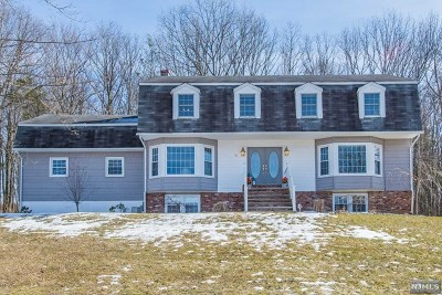 West Milford Single Family Home For Sale: 94 Wesley Drive