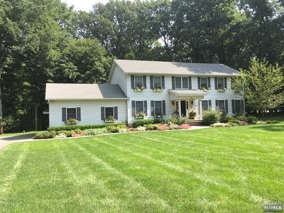 Franklin Lakes Single Family Home For Sale: 699 Arnold Drive