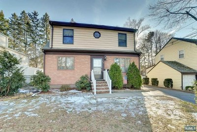 River Edge NJ Single Family Home For Sale: $349,000