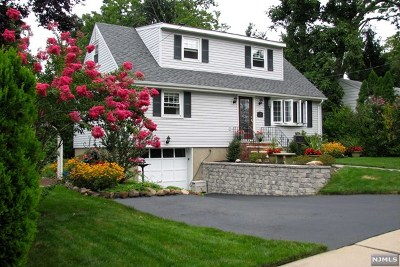 Essex County Single Family Home For Sale: 78 Harper Terrace