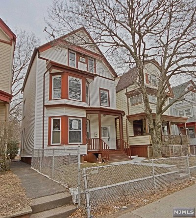 Essex County Single Family Home For Sale: 205 North 19th Street