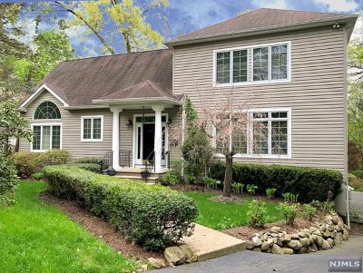 Mahwah Single Family Home For Sale: 54 Armour Road