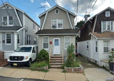 North Bergen Single Family Home For Sale: 1611 80th Street