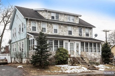Dumont Multi Family 2-4 For Sale: 263 New Milford Avenue