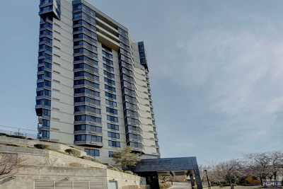 Fort Lee Condo/Townhouse For Sale: 1265 15th Street #4h