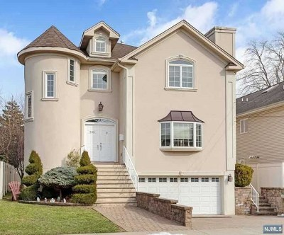 Saddle Brook Single Family Home For Sale: 330 6th Street