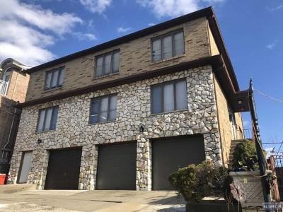 Cliffside Park Multi Family 2-4 For Sale: 118 Pine Street