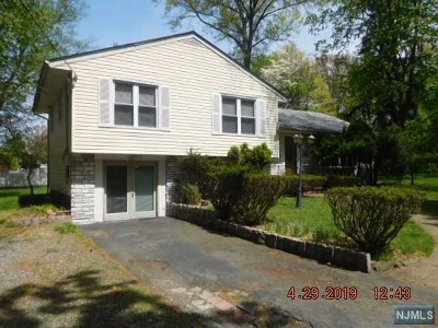 Bergenfield Single Family Home For Sale: 23 Scott Drive