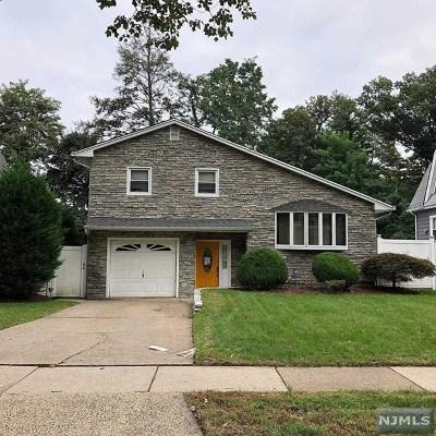 Teaneck Single Family Home For Sale: 101 Bogert Street