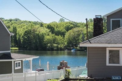 Denville Township Single Family Home For Sale: 75 West Shore Road