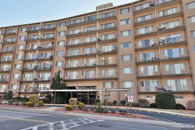 Ridgefield Park Condo/Townhouse For Sale: 265 Main Street #409