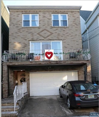 Weehawken Multi Family 2-4 For Sale: 13 Cooper Place