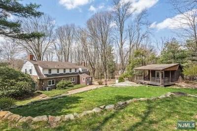 Saddle River Single Family Home For Sale: 23 Locust Lane
