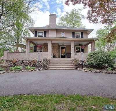 Morris County Single Family Home For Sale: 89 Ball Road