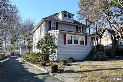 Hillsdale Single Family Home For Sale: 67 Demarest Avenue