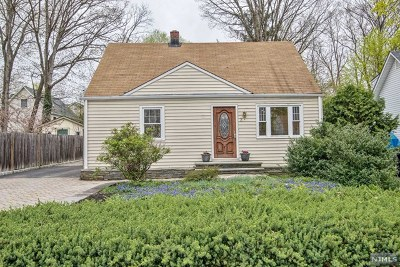 Wanaque Single Family Home For Sale: 2 5th Avenue