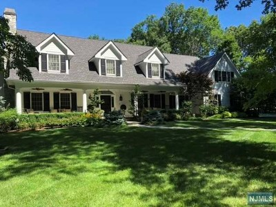 Allendale Single Family Home For Sale: 3 Conklin Court