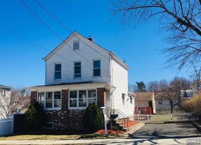 Woodland Park Single Family Home For Sale: 39 Newby Avenue